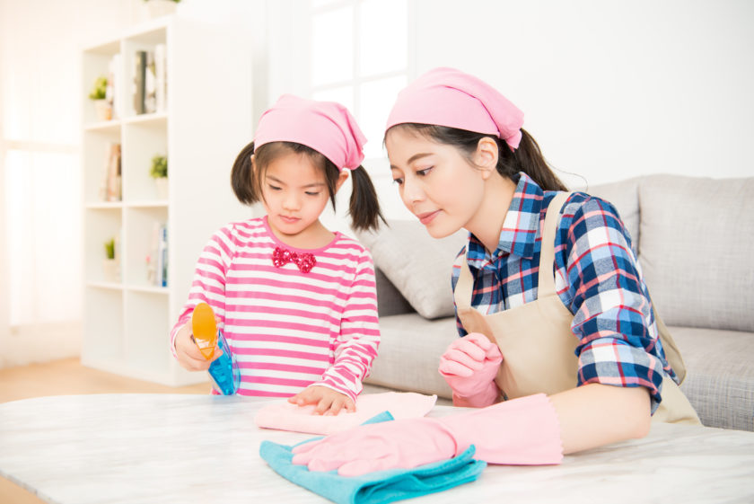 5 Reasons Kids Don't Help Around the House and Solutions One Can Use to Change This!