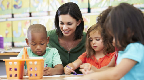 Autistic Children Thrive in Mainstream Preschool Settings