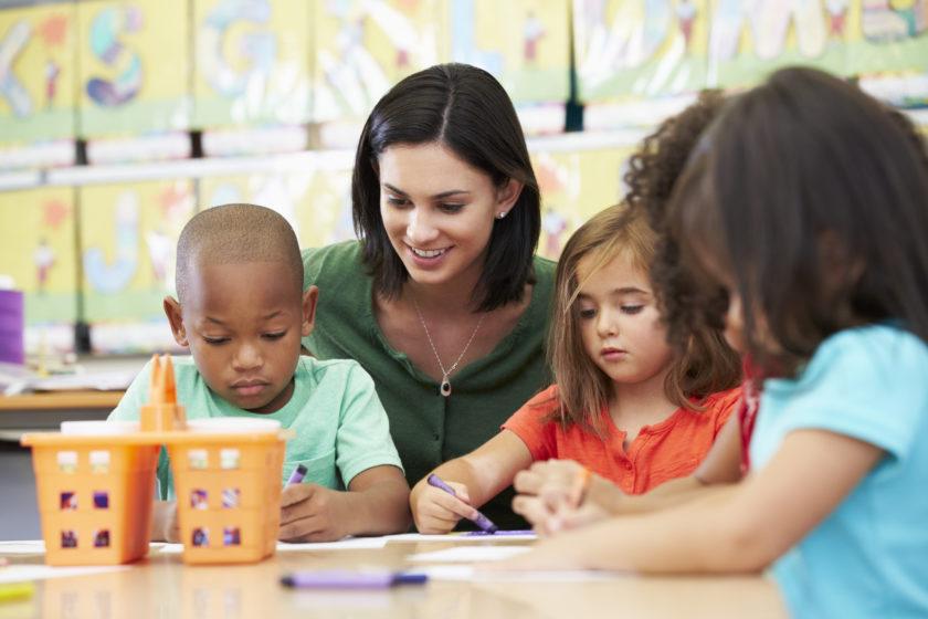Autistic Children Thrive in Mainstream Preschool Settings