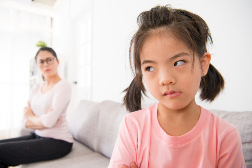 What to do When Your Child Gets Angry